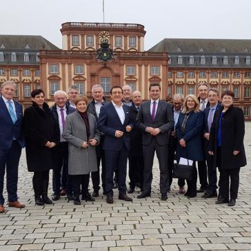 Treffen der CDU-Landtagsfraktion von Rheinland-Pfa...