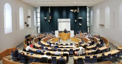 Fraktionsvorstand und weitere Funktionsträger gewählt – Matthias Lammert als Landtagsvizepräsident nominiert